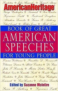 Book of Great American Speeches for Young People