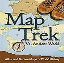 Map Trek CD for Missions to Modern Marvels
