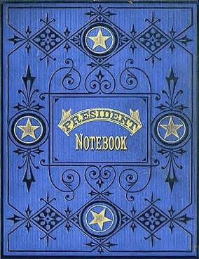 President Study Student Notebook