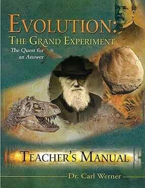 Evolution: The Grand Experiment – Teacher's Manual