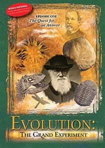 Evolution: The Grand Experiment – DVD