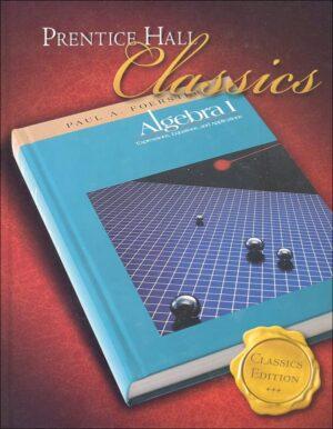 Foerster's Algebra I Hardback Student Text