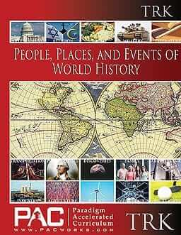 People, Places, & Events of World History