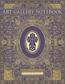 Art Gallery Notebook