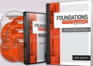 Foundations in Personal Finance Homeschool Kit