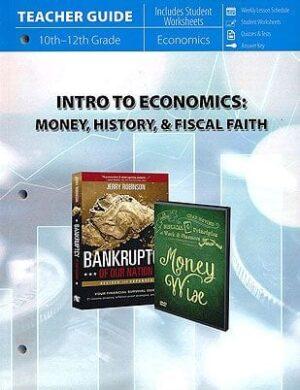 Intro to Economics: Money, History & Fiscal Faith