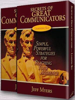Secrets of Great Communicators: Student Text and DVD Set