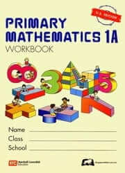 Singapore Primary Math: 1A Workbook