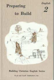 Preparing to Build: English 2 Pupil Text