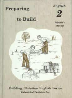 Preparing to Build: English 2 Teacher's Manual