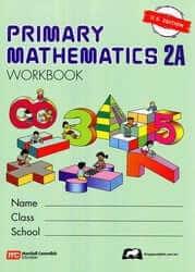 Singapore Primary Math: 2A Workbook