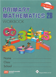 Singapore Primary Math: 2B Workbook