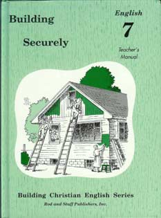 Building Securely: English 7 Teacher's Manual
