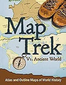 Map Trek CD for Resurrection to Reformation