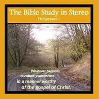 Philippians 1 CD