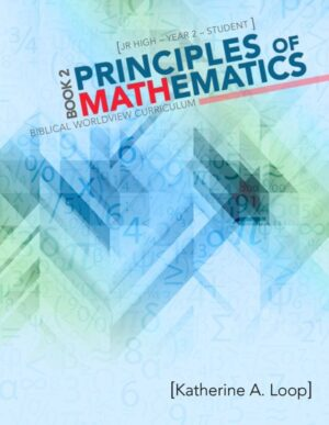 Principles of Mathematics: Book 2 Student Text