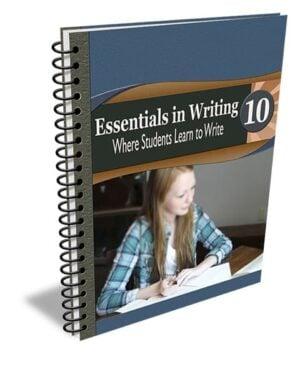 Essentials in Writing: Grade 10 Pre-Printed Student Book
