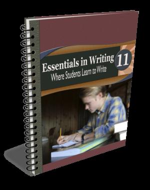 Essentials in Writing: Grade 11 Pre-printed Student Book