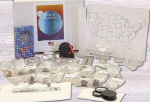 Quality Science Labs Astronomy and Geology/Paleontology Lab Kit
