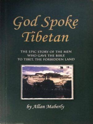 God Spoke Tibetan