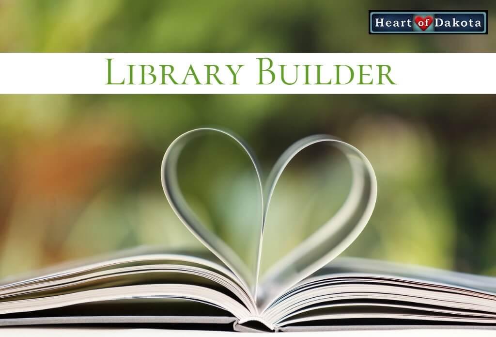 Heart of Dakota - Library Builder - AUGUST-LIBRARY