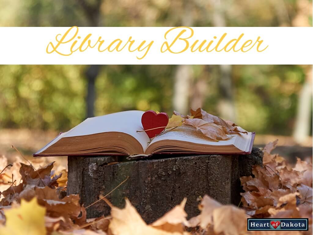 Heart of Dakota - Library Builder