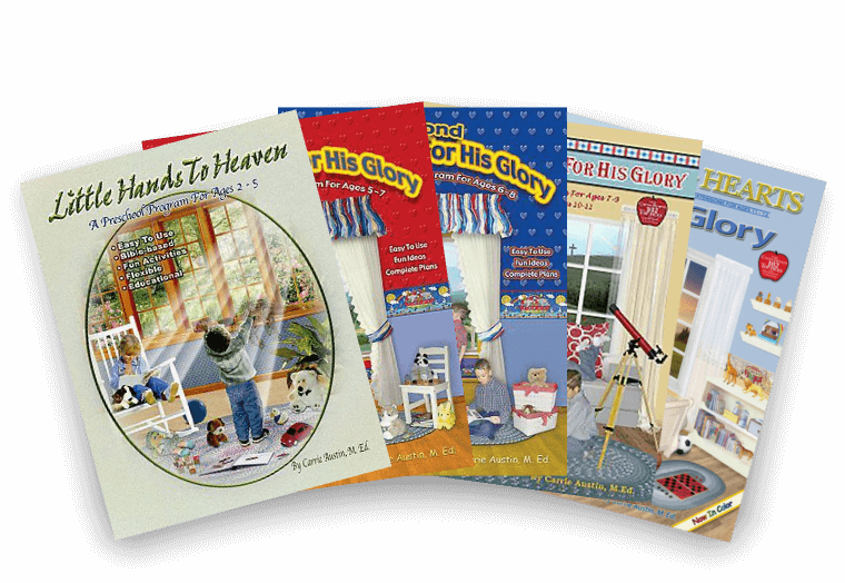 "The ""Little Hearts"" Series: For Preschool, Kindergarten, and Elementary"