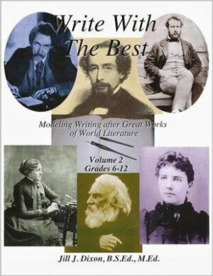 Write With the Best: Modeling Writing After Great Works of World Literature – Vol. 2