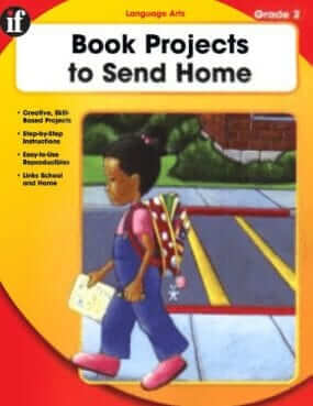 Book Projects to Send Home: Grade 2
