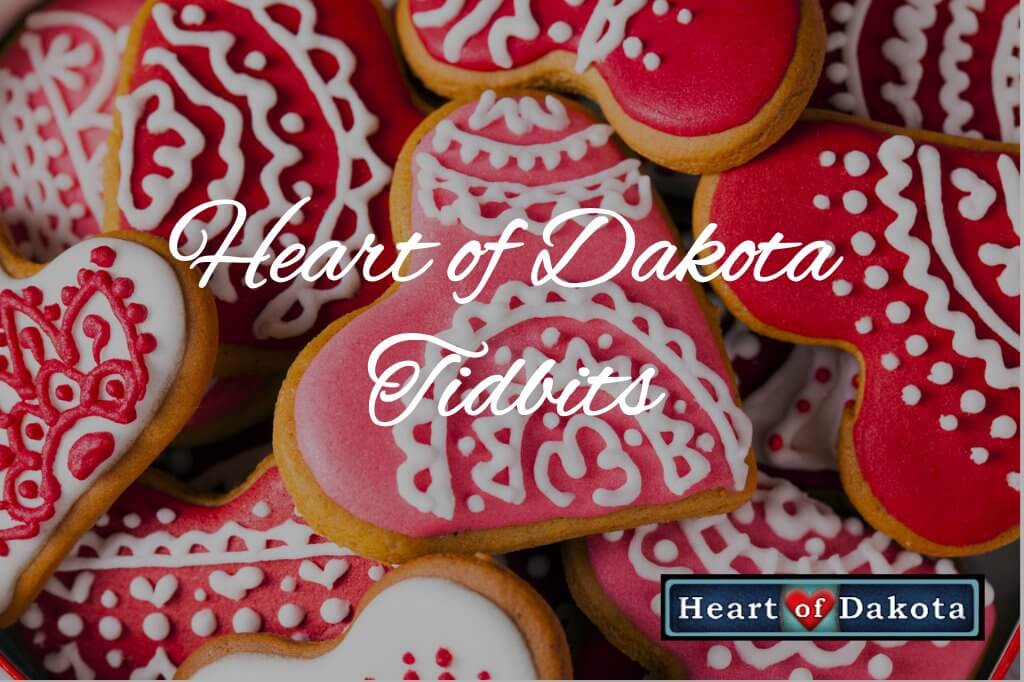 Heart of Dakota Tidbit - Music
