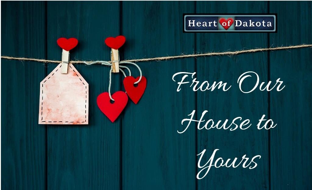 Heart of Dakota Christian Homeschool Curriculum - Blog