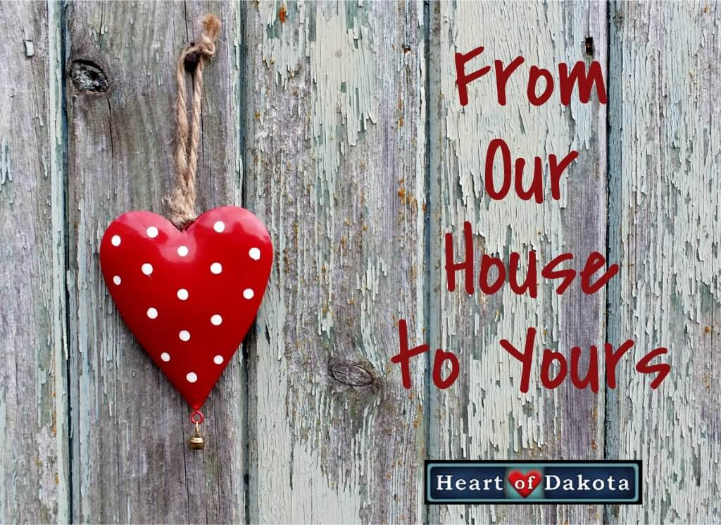 Heart of Dakota - FOHTY - Blog