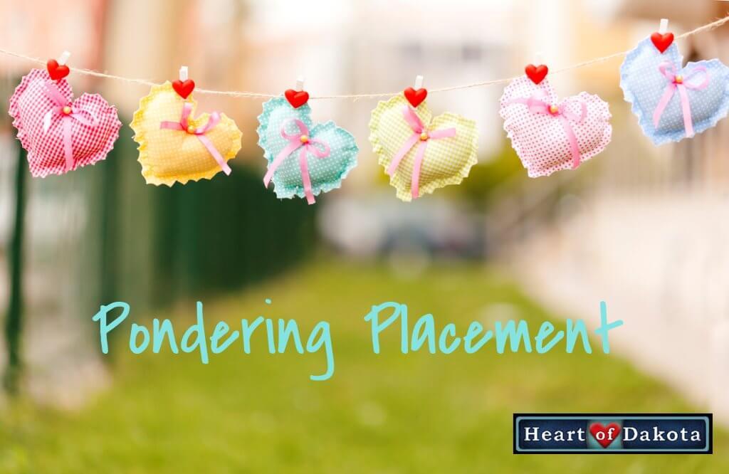 Heart of Dakota - PP - Blog
