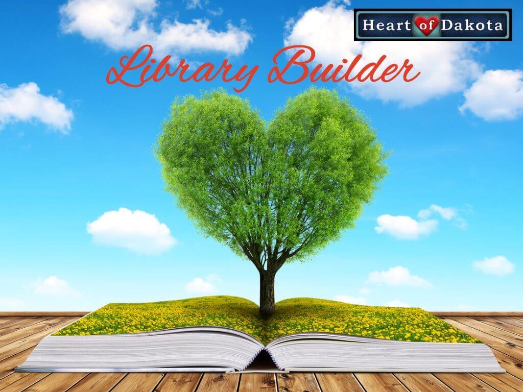 Heart of Dakota Library Builder Girl Set
