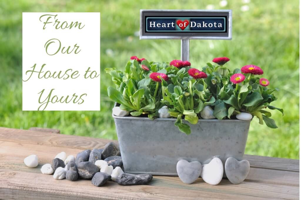 Third or Fourth Grade Homeschooling – Preparing Hearts for His Glory