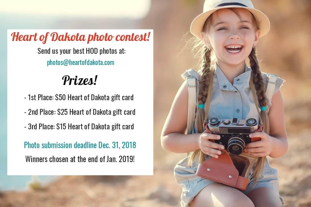 Heart of Dakota Photo Contest