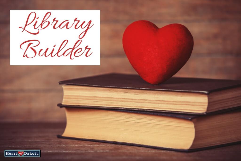 Heart of Dakota Library Builder Creation to Christ Boy Interest Set