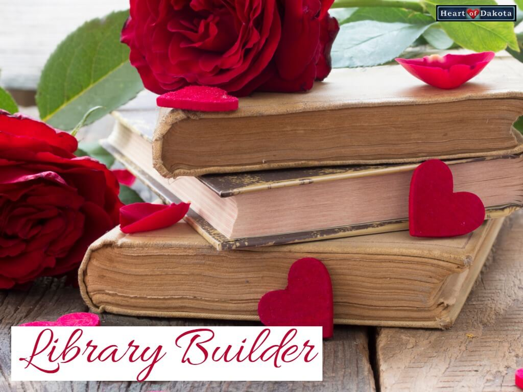 April Library Builder: Save 10% on both variants of the Drawn into the Heart Level 7/8 Book Pack!