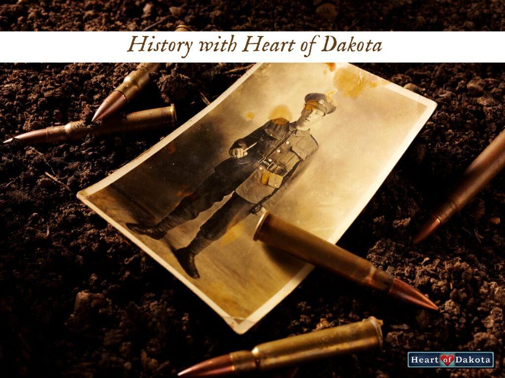 History with Heart of Dakota - World War I