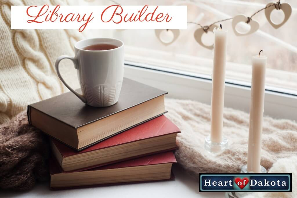 December Library Builder: Save 10% on the Drawn into the Heart Level 3 Book Pack!