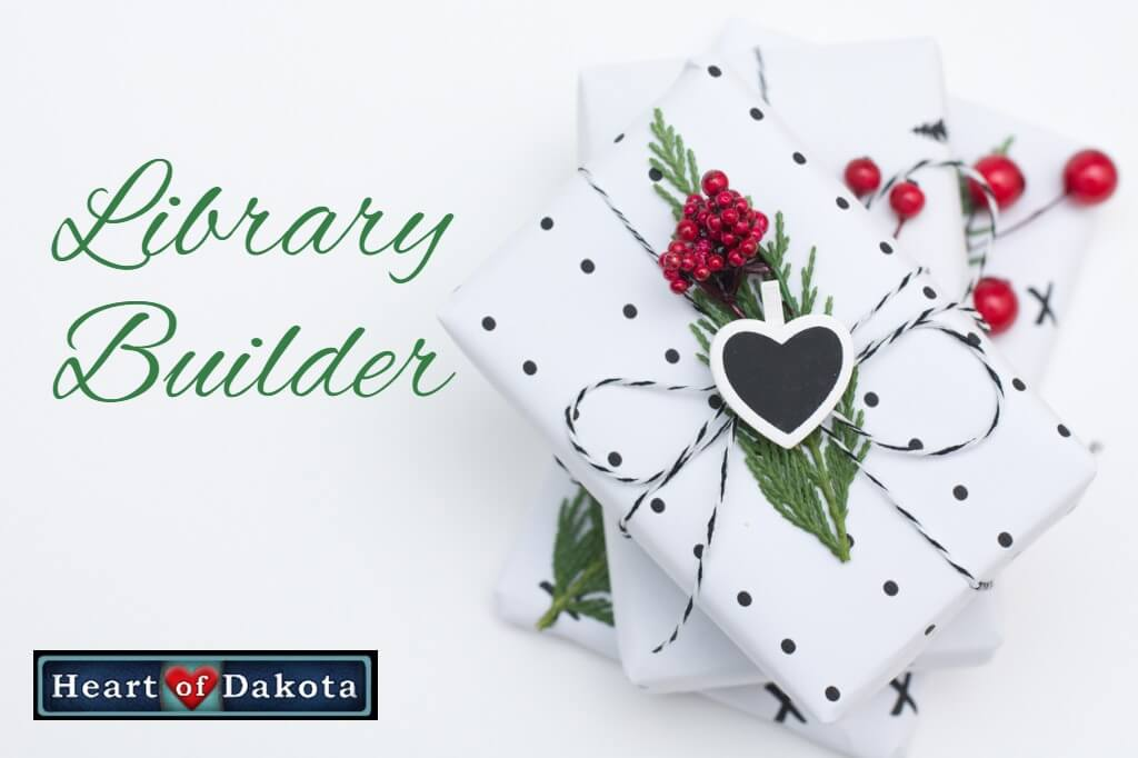 Heart of Dakota - Library Builder - DECEMBER-LIBRARY - Revival to Revolution Basic Package