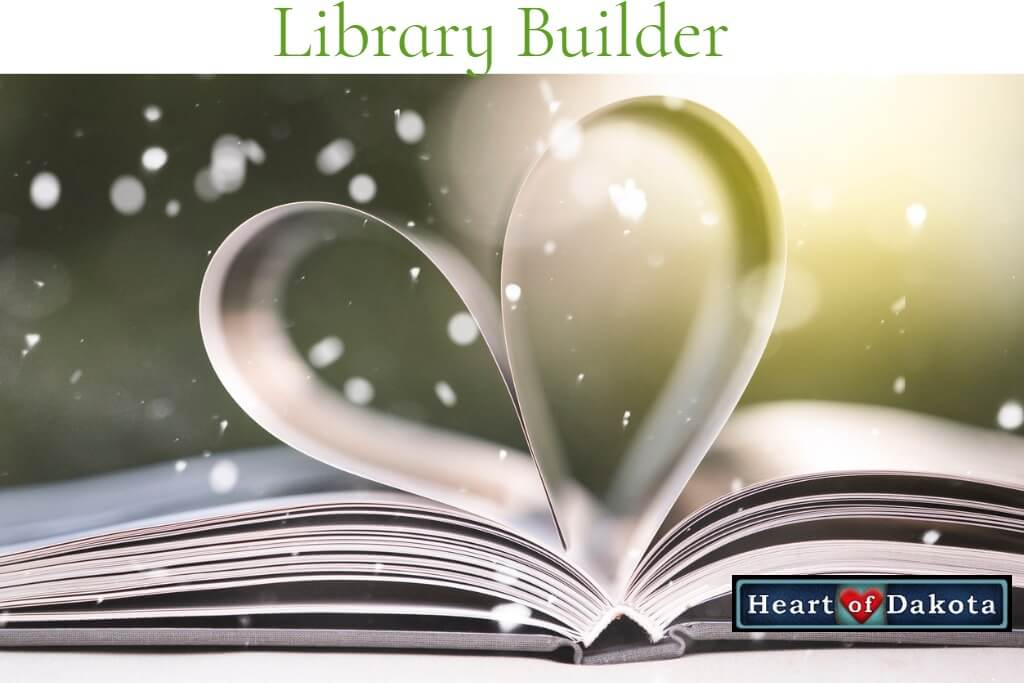 March Library Builder: Save 10% on the Drawn into the Heart Level 6/7 Book Pack!