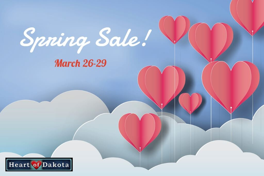 Spring Sale is on!