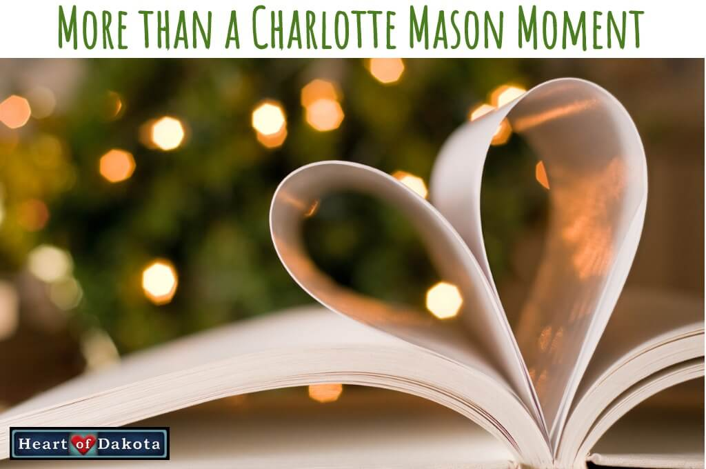 """Charlotte Mason's """"Presence"""" in Our Average High School Day"""