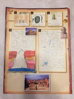 Heart of Dakota Creation to Christ Notebooking Pages