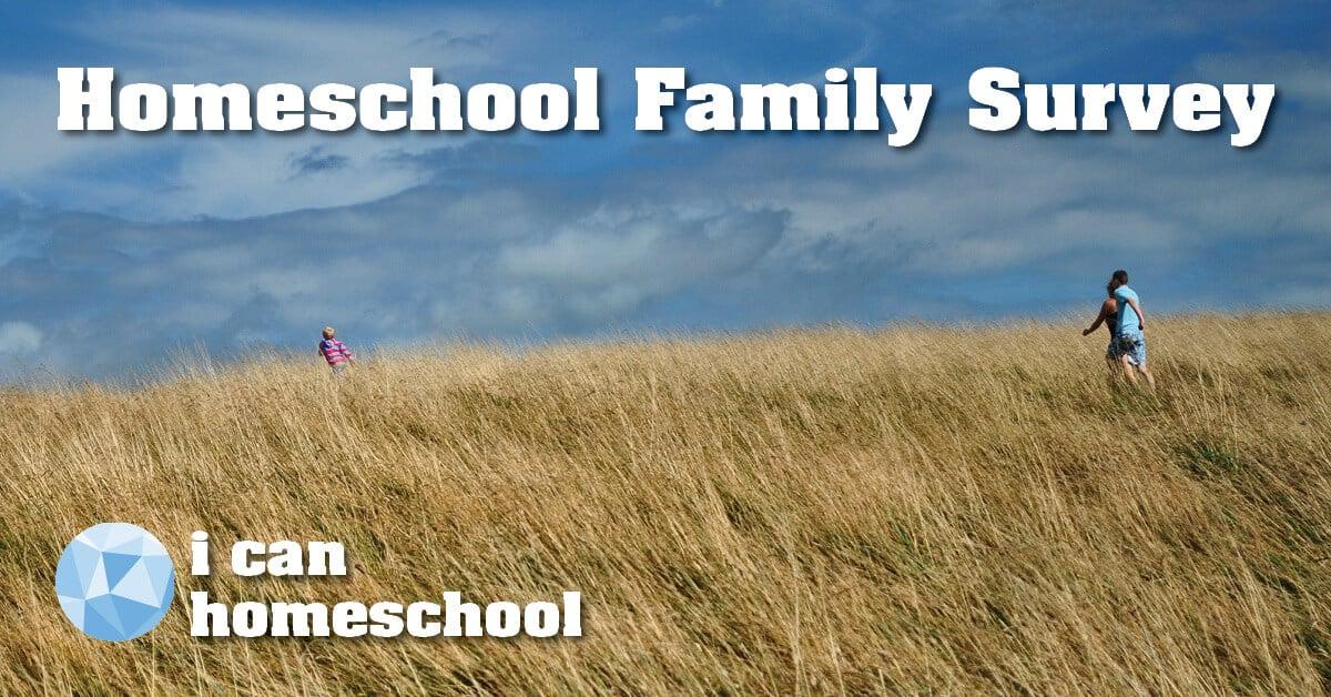 Heart of Dakota - I Can Homeschool family survey - Homeschool Trade Association