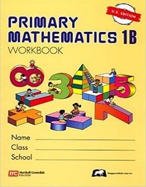 Singapore Primary Math: 1B Workbook