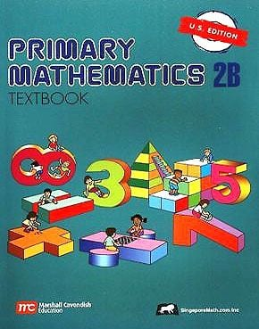 Singapore Primary Math: 2B Textbook